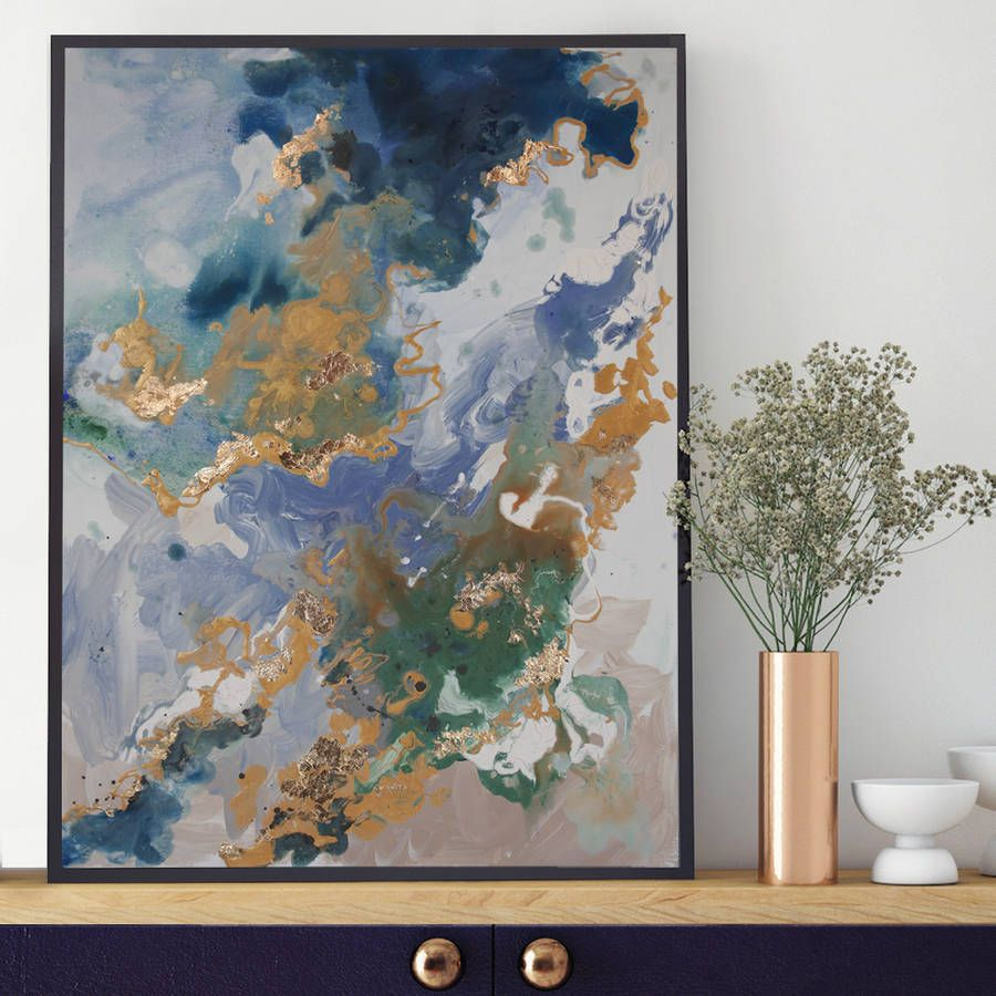 Are you interested in our Abstract Art ? With our Framed art print you need look no further.
