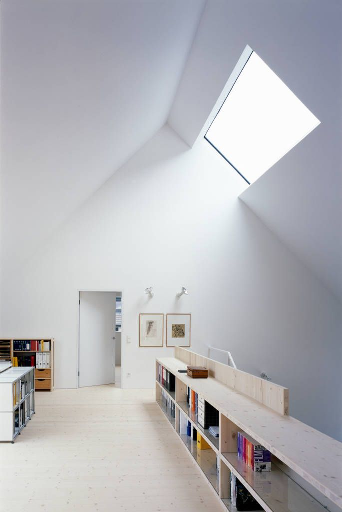 Arbeitsempore (von Bohn Architekten)