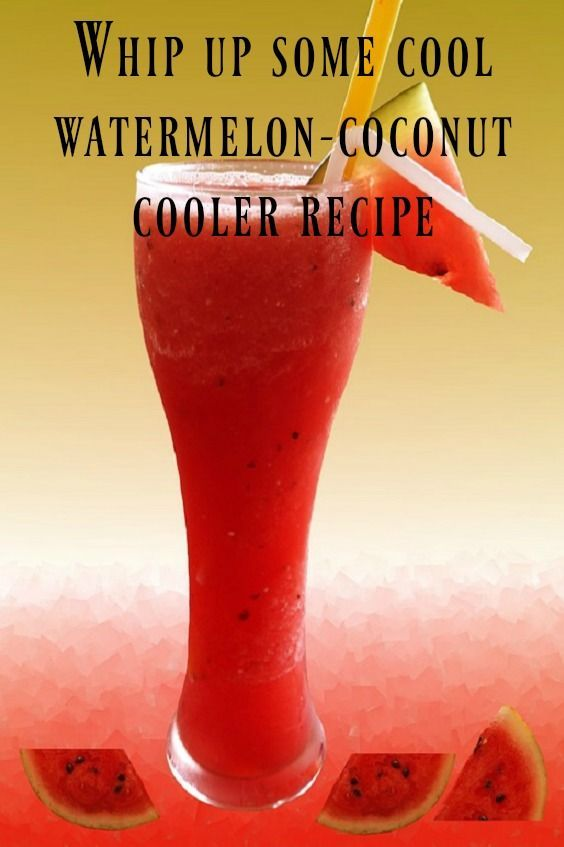 Watermelon juice has health benefits and it can be an ideal welcome drink for any party gathering or...
