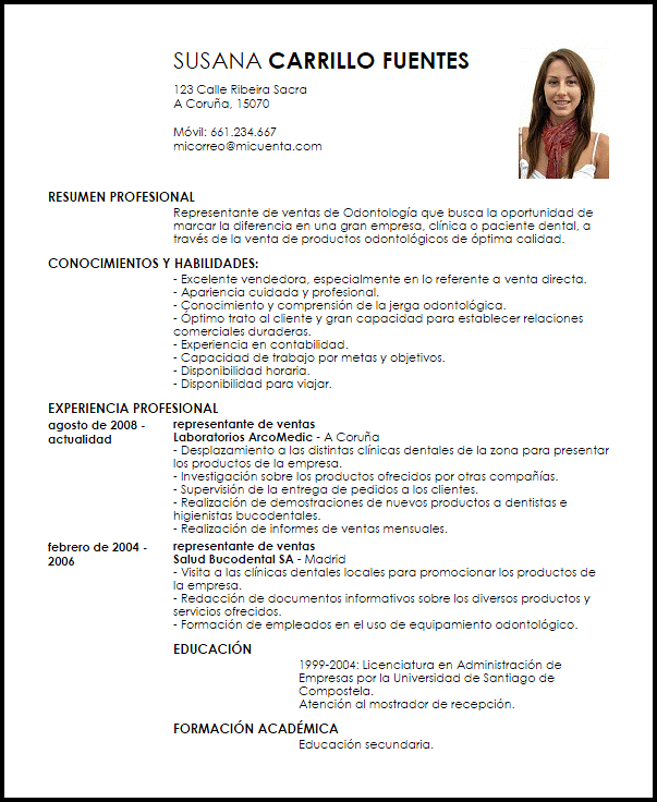 Modelo De Curriculum Vitae Odontologo Modelo De Curriculum Vitae Curriculum Vitae Job Resume Template Education Resume