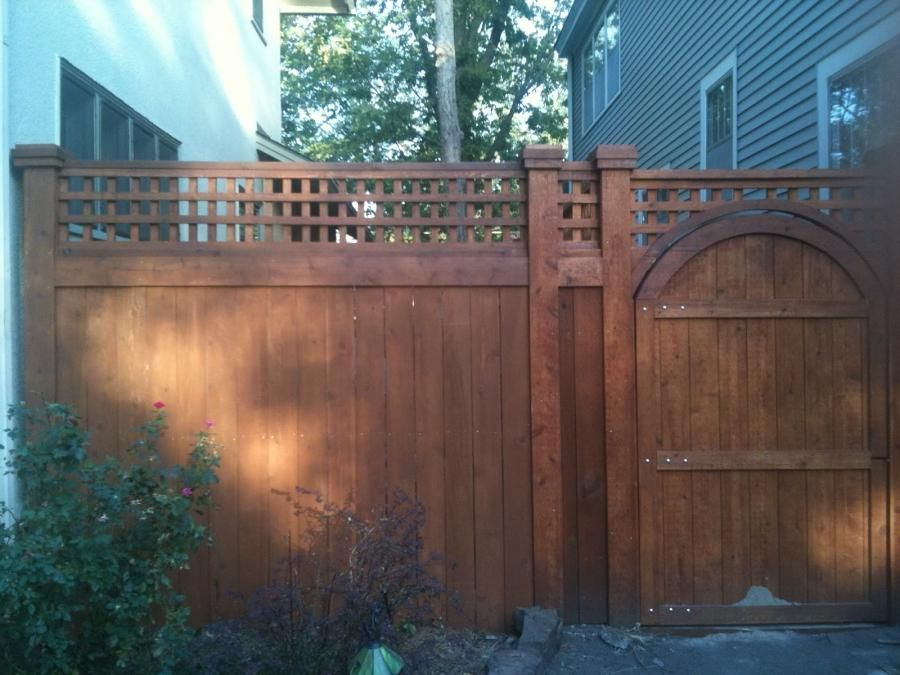 Craftsman Style Fence Hack 1917 Arts Crafts Home My New House