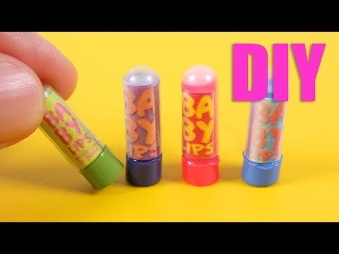Diy Miniature Hand Sanitizer Really Works Youtube Diy Doll
