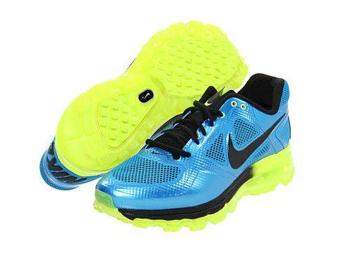 446ea6dc3b89 Nike Air Trainer 1.3+ Max Breathe Blue Glow Volt Black