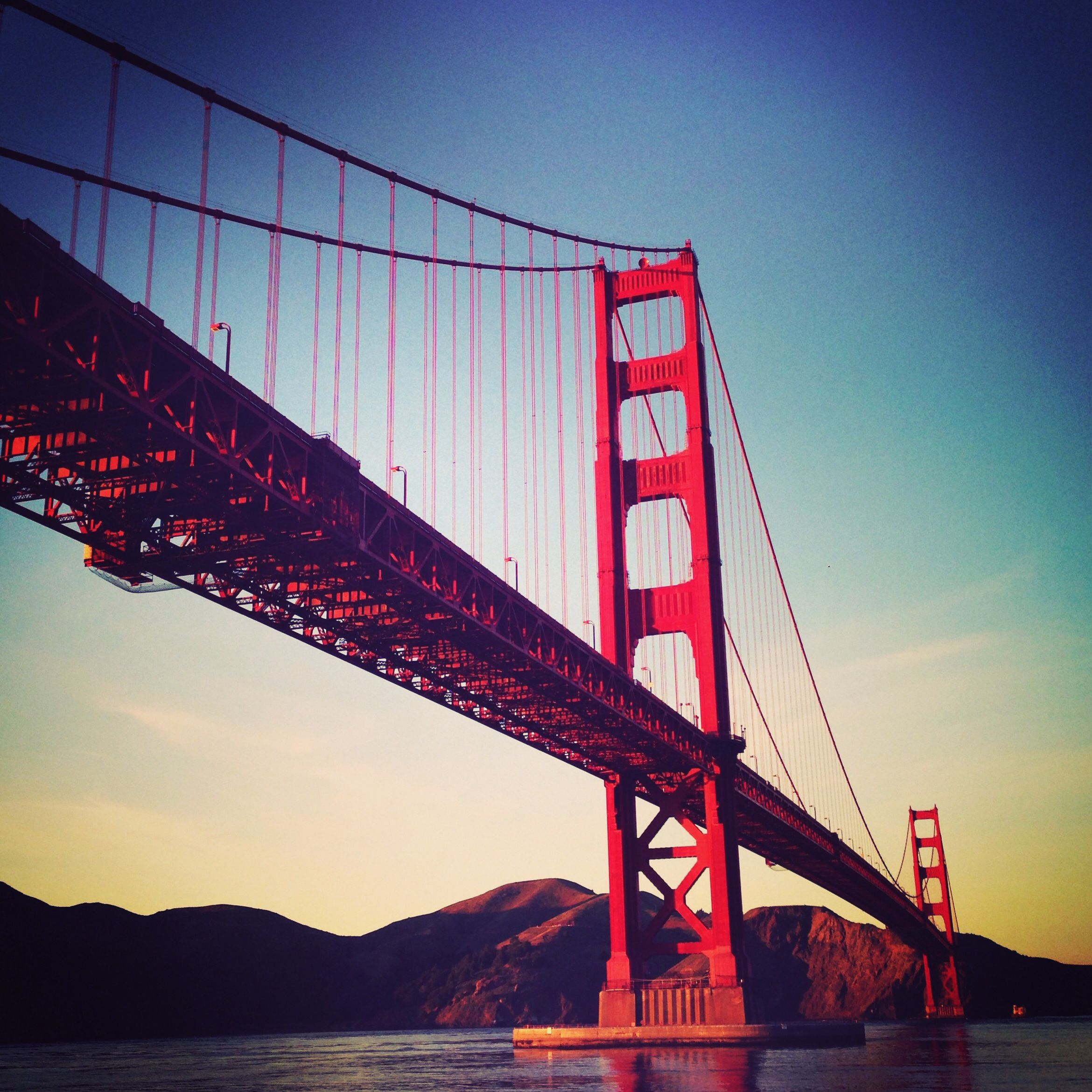 Goldie from Fort Point, SF