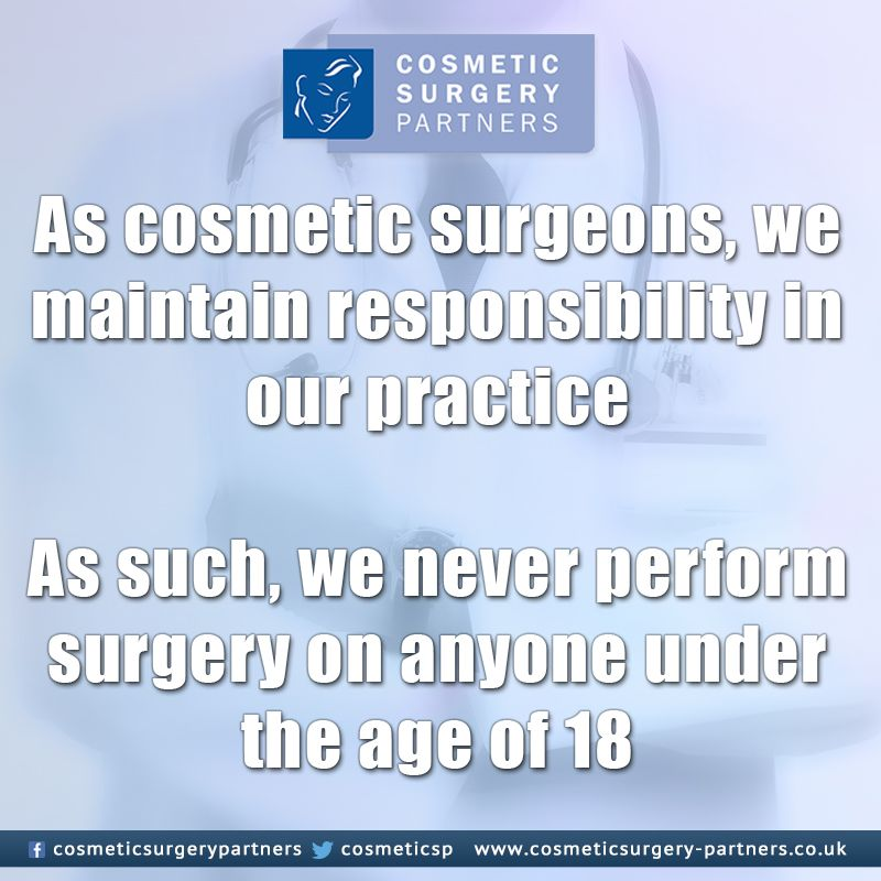 cosmetic surgery ethical issues