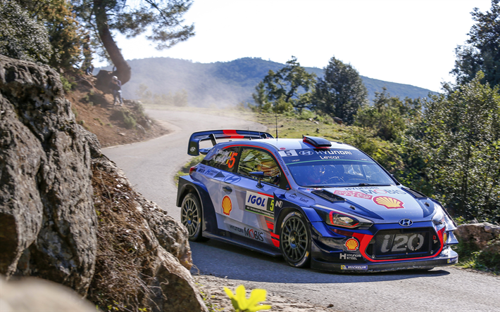 Hyundai I20 Wrc >> Download Wallpapers Hyundai I20 Wrc Thierry Neuville
