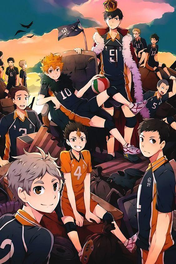Photo of Haikyuu!! Anime Poster