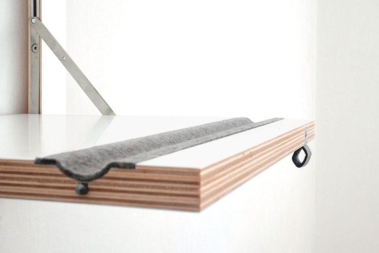 die fahrradhalterungen gegen eventuelle schaden am. Black Bedroom Furniture Sets. Home Design Ideas