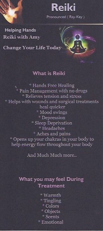 what does Reiki do
