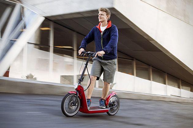 Mini Citysurfer Electric Scooter Concept 3