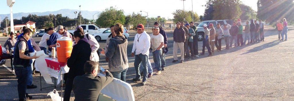 Home Depot Ministry San Bernardino Ca Once A Month Provide Food