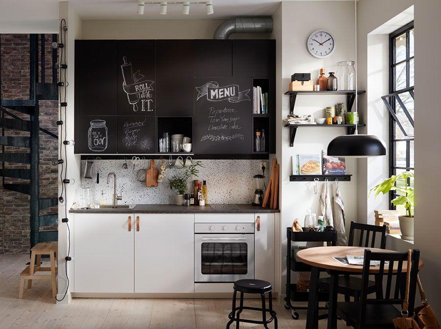 Cucine per Monolocale: Tante Idee per un Arredamento Funzionale