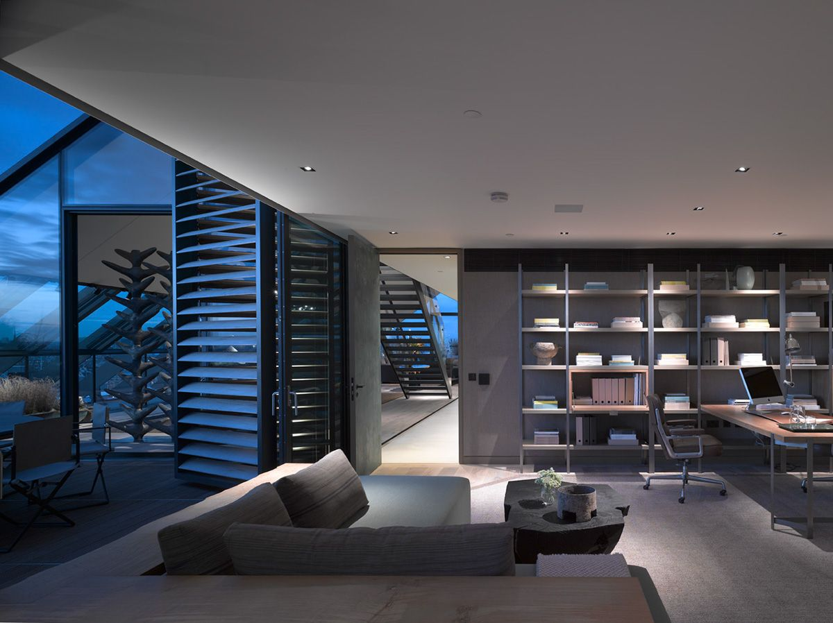 Neo Bankside Penthouse, London On Behance