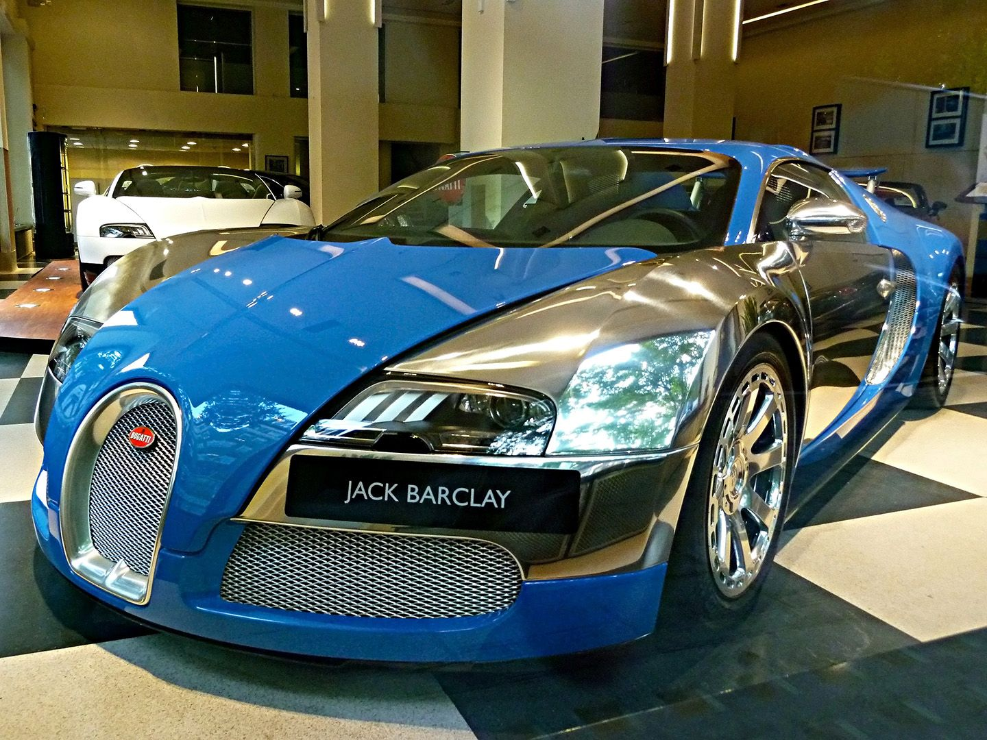 Who builds the fastest and most expensive cars Bugatti