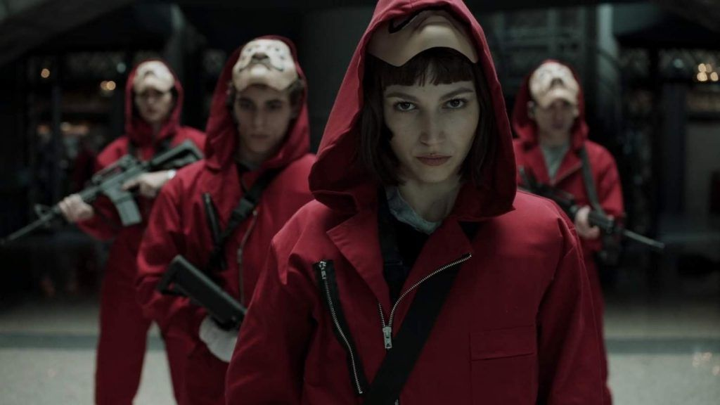 What Happens When They Come Back Money Heist Season 4 Officially