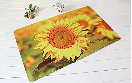 Sweethome Sunflower Comfort Carpet Suitable For Stairwaytoiletstudyfloorbedroomliving Roombathroomkitchenhome Decorationarea Click Well Decor Target Rug Rugs