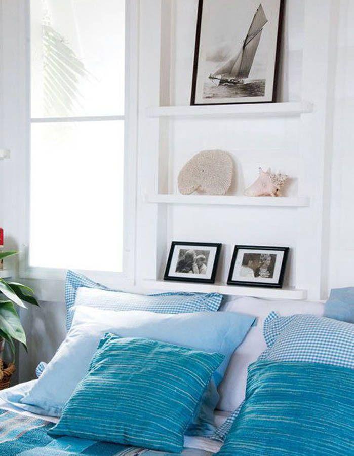 Décoration Bord de Mer - Elle Décoration   Chambre   Bedroom ...