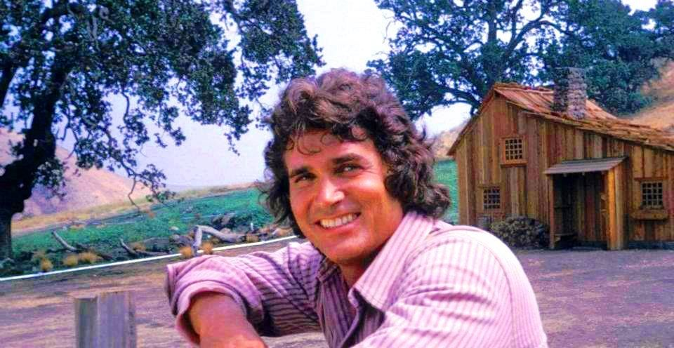 Michael landon as charles ingalls in season 2 of little for The landon house