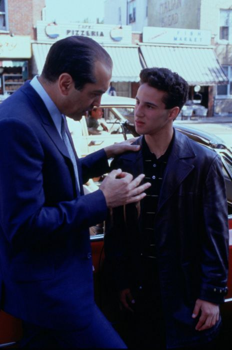 A Bronx Tale. You only get three great ones.