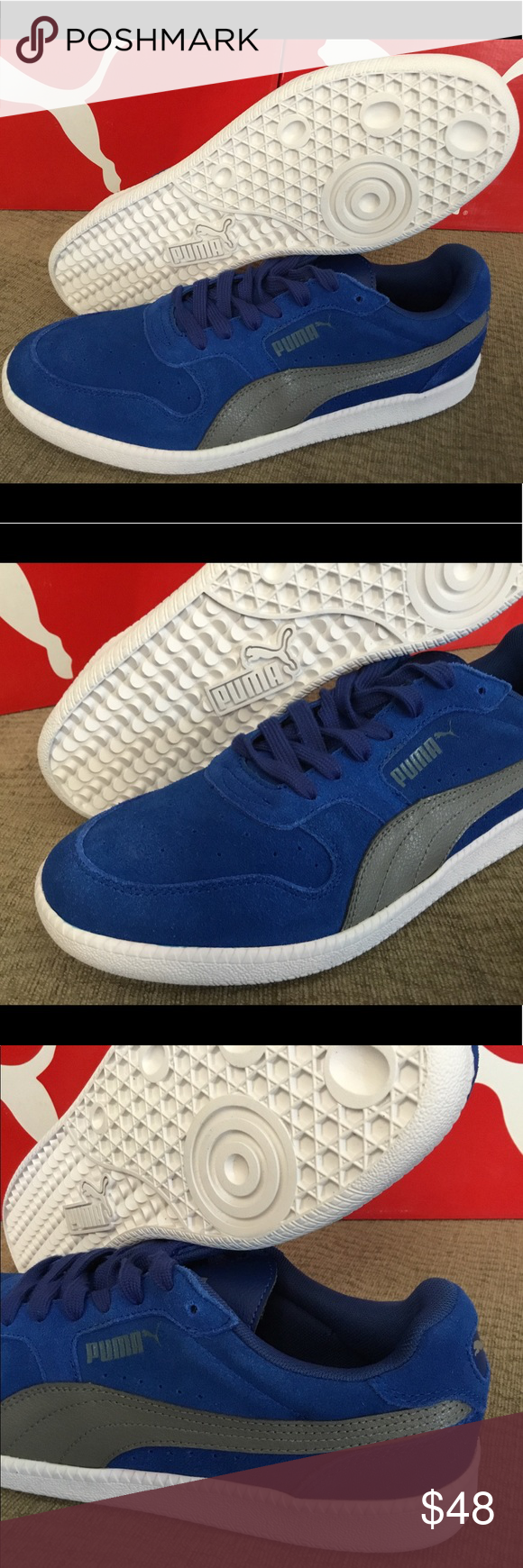 icra suede trainers