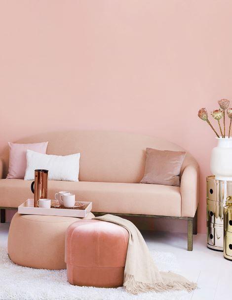 "»Ton in Ton« |  Dank der aktuellen Pantone-Farbe ""Rose Quartz"" sieht die Welt rosa!"