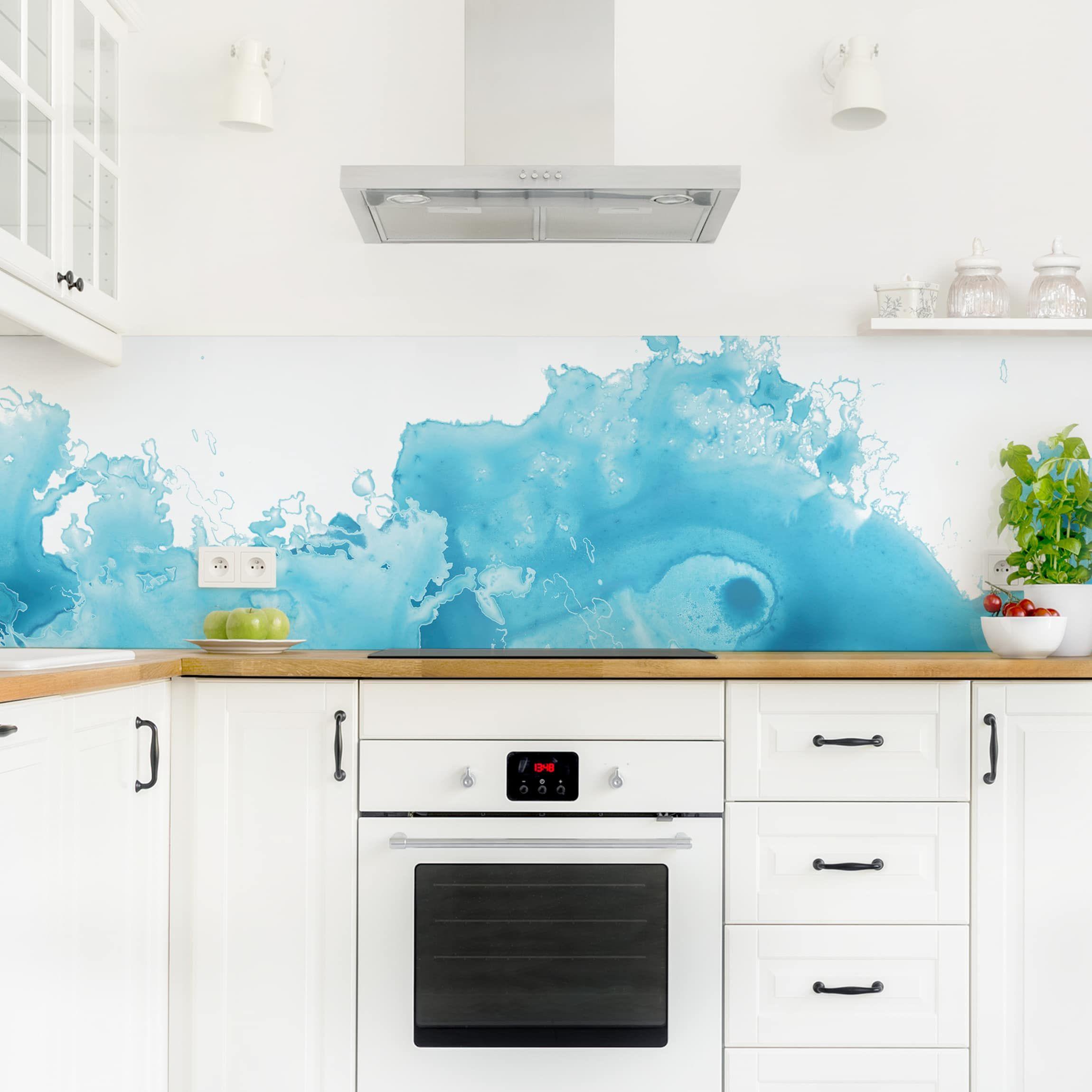 Rivestimento cucina - Splash onda VI | Cucina dei sogni nel ...