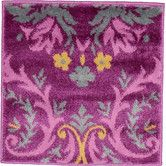 Found it at Wayfair - Damask Purple Area Rug