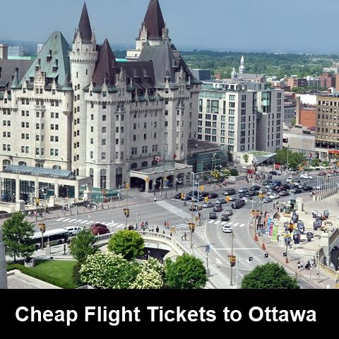 Have you ever been to Ottawa?  Beauty that you will get in #Ottawa will surely surprise you. Buy Cheap Flight Tickets to Ottawa now