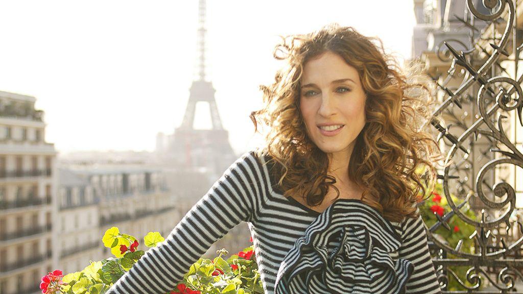 Paris the sex the city the music