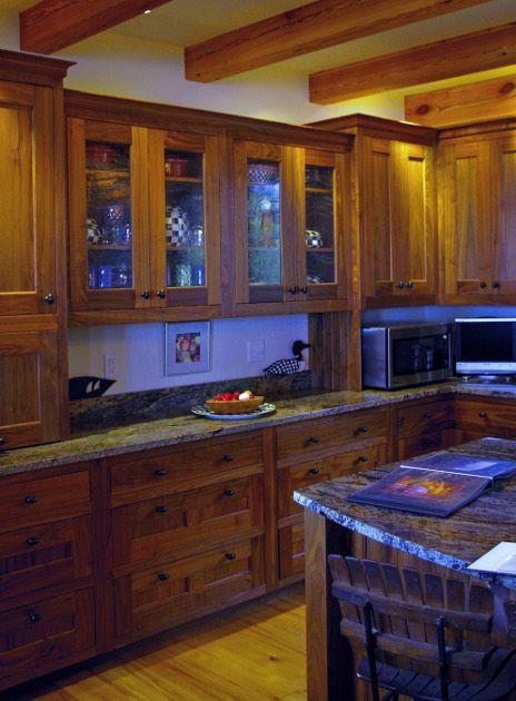Walnut Cabinets Timber Frame Kitchen Cabinetry Walnut Cabinets