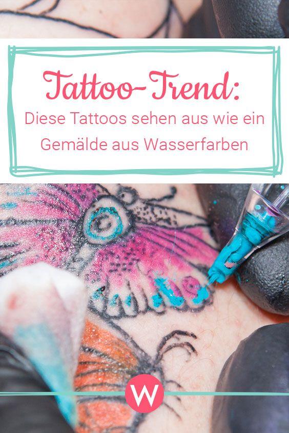 Mal Sehen Was Ihre Tattoos Sagen