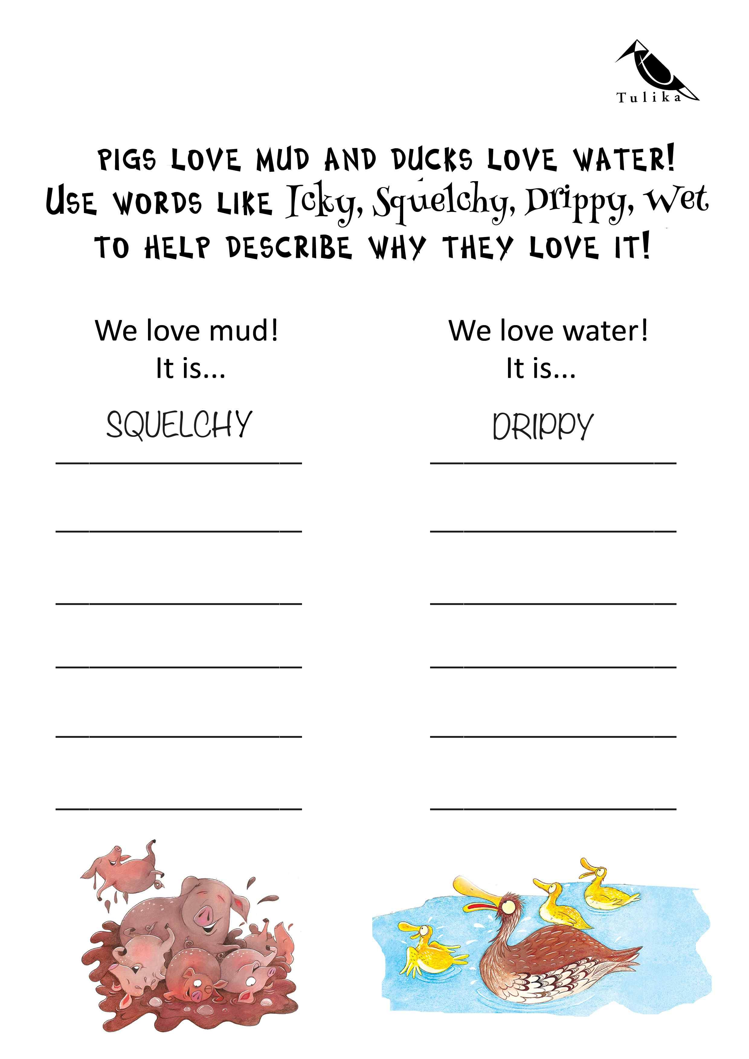 Author Writer Childrens Booksrooster Raga Activity Kit