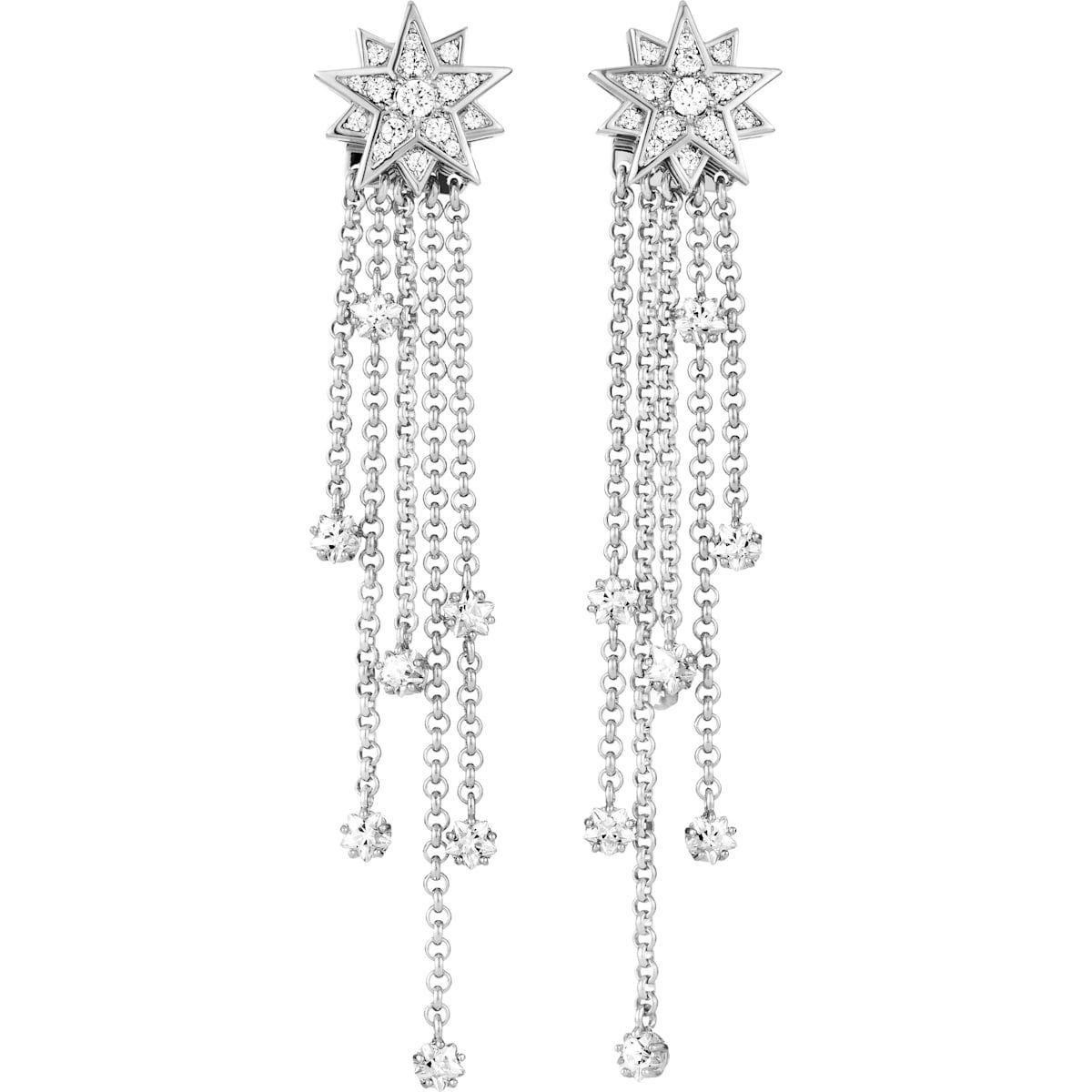 Penélope Cruz Moonsun Strand Pierced Earrings, Limited