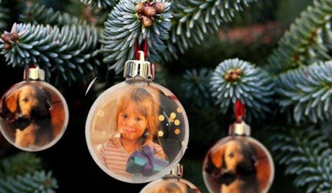 Palline di Natale fai-da-te: idee per decorare l'albero ...