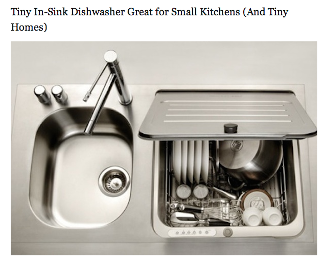 Space Saving Kitchen Ideas Combo Sink And Dishwasher Dishwasher Fitting Space Saving Kitchen Tiny Kitchen