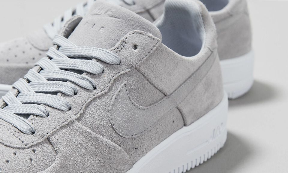 Nike Drops the Air Force 1 in
