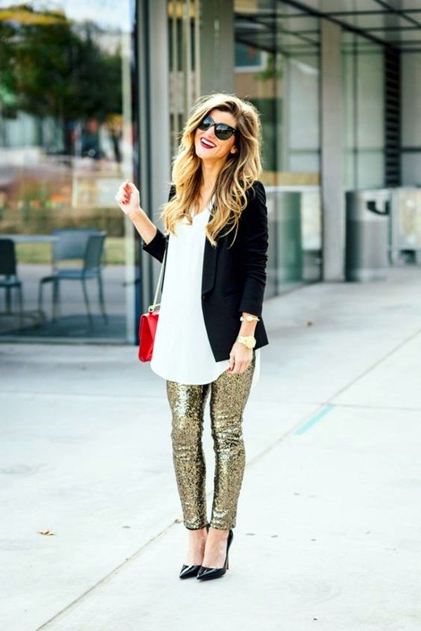 c9bfe62ee55dd 60 Chic Christmas Party Outfit Ideas 2017 | My Style | Christmas ...