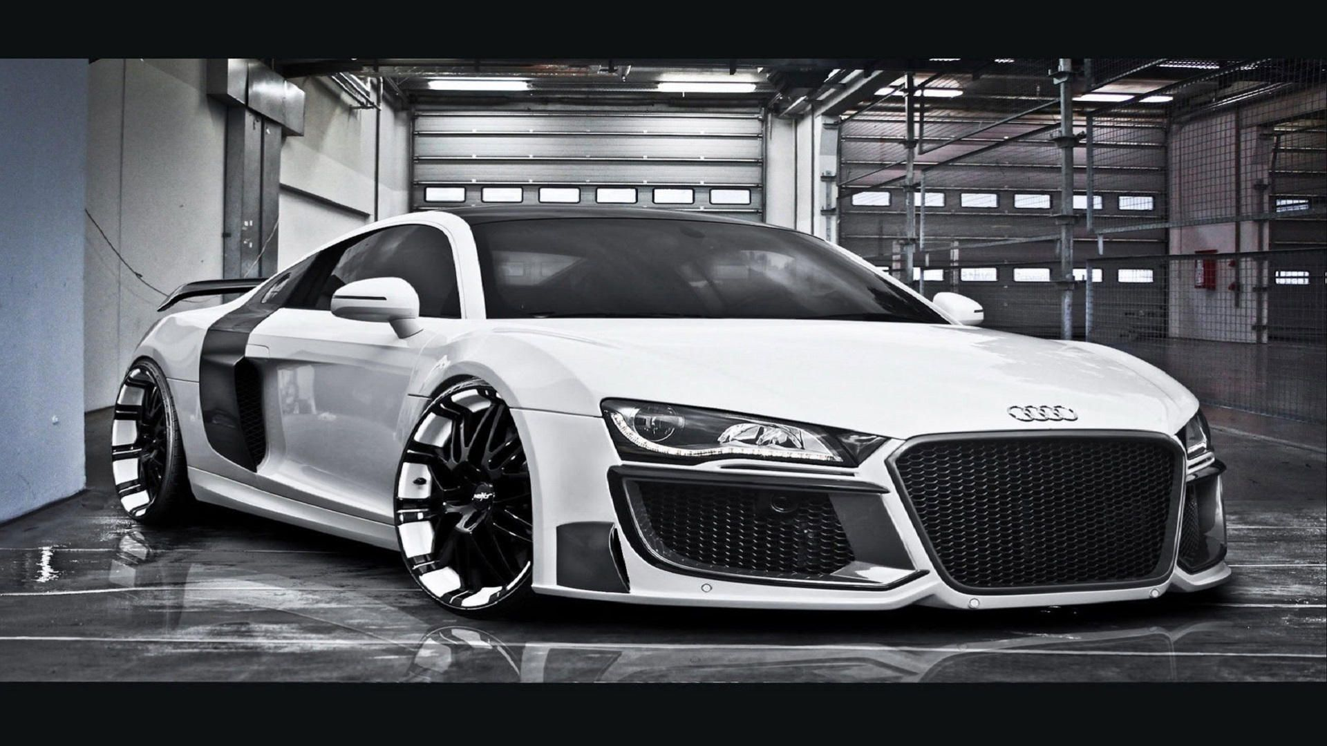 Modern Car 2014 New Audi R8 Grandiose Most Stylish Cool Car 1