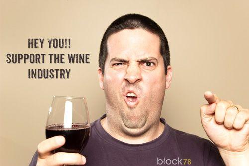 This guy has the right idea!!  #block78 #wine #blockcrew #the-block-cre-mmunity