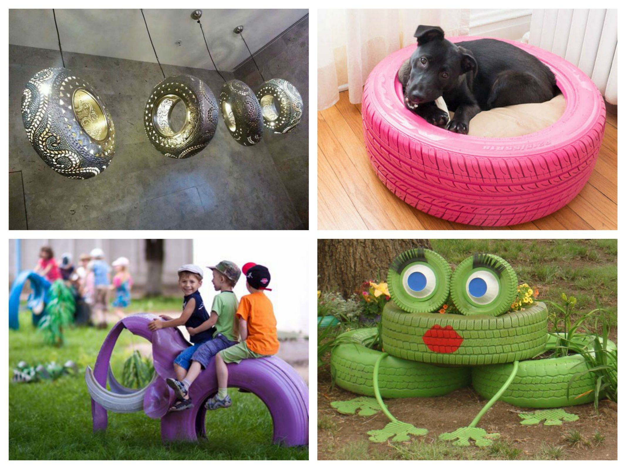 Tire Diy Crafts Ideas Recycled Tire Projects Recycling Tyres