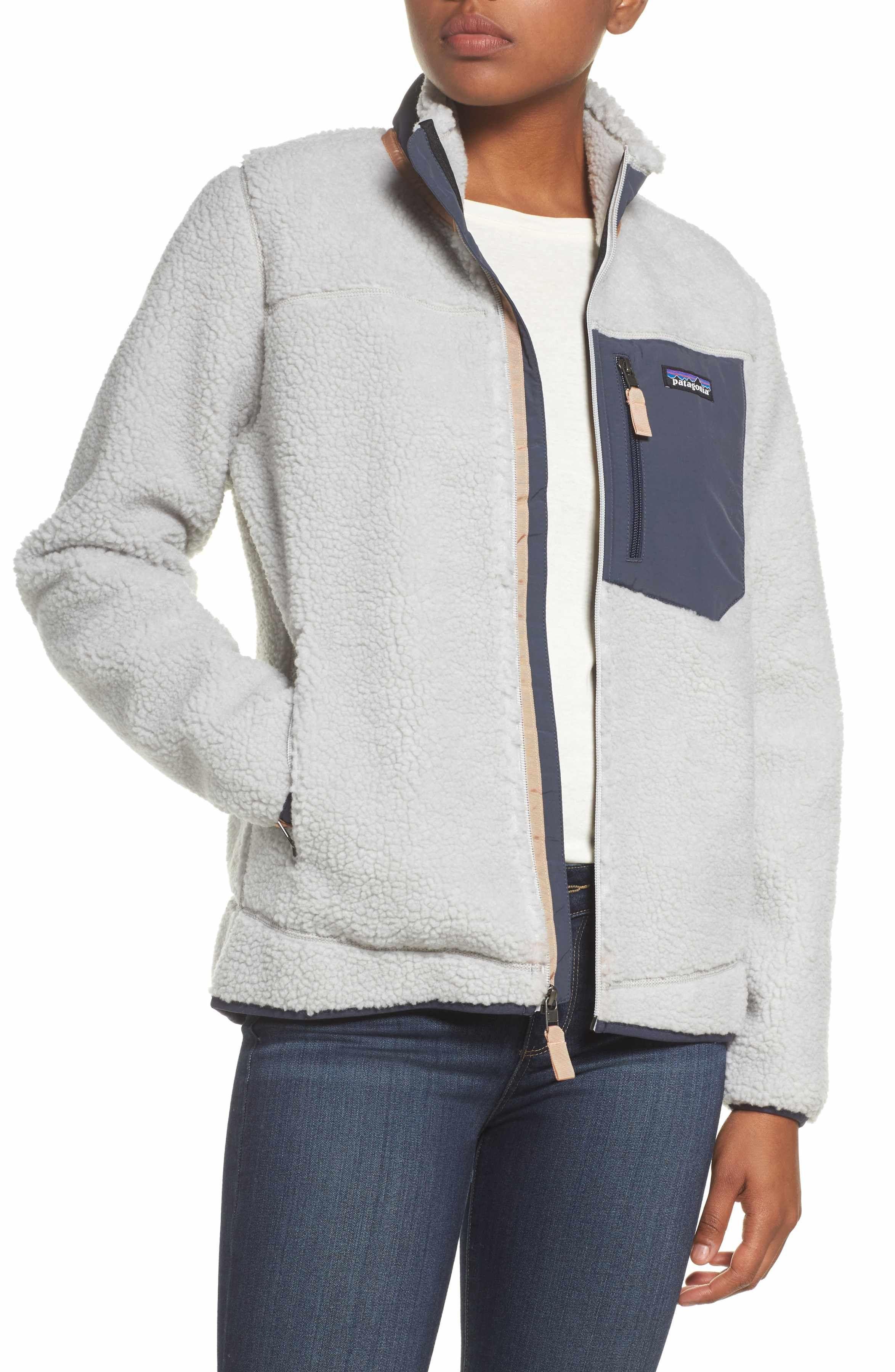 Classic retrox fleece jacket patagonia retro and nordstrom
