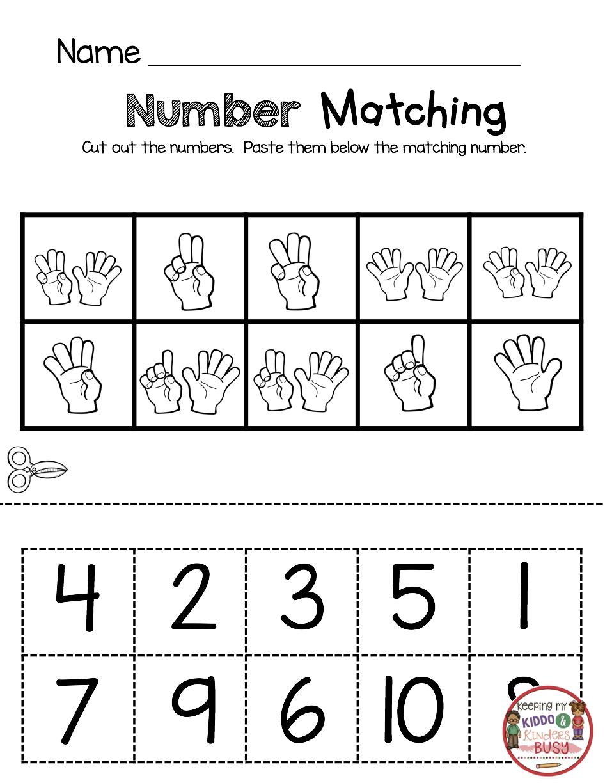 January No Prep Math Literacy Pack Freebies Keeping My Kiddo Busy Math Literacy Preschool Math Numbers Kindergarten [ 1224 x 946 Pixel ]