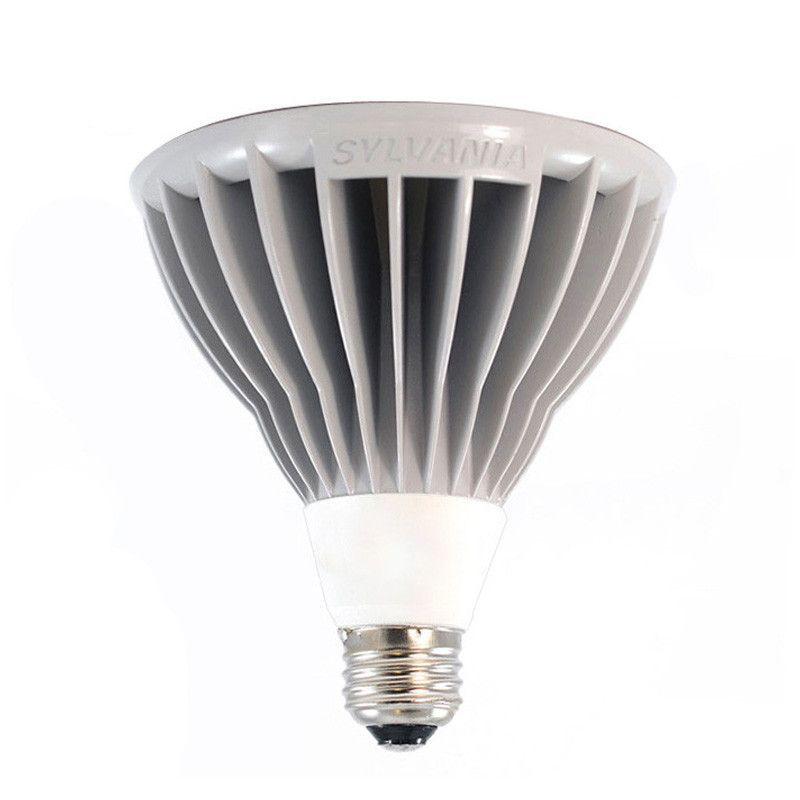 osram sylvania 20w 120v par38 dimmable wsp12 e26 led light bulb