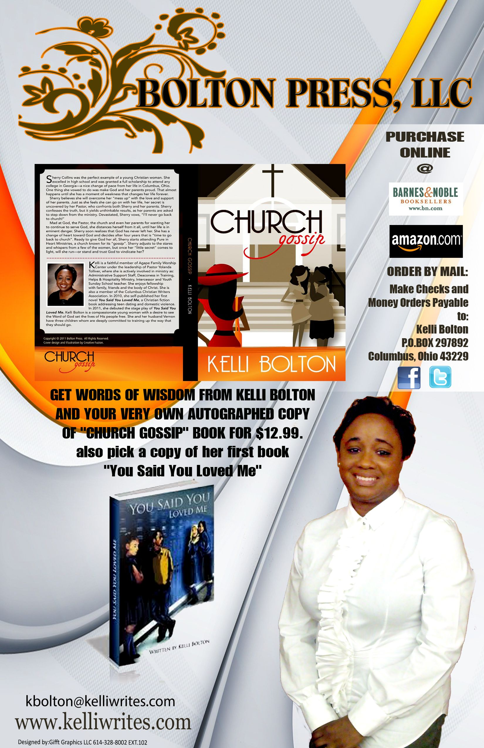This issue features an ad by one of our favorite Authors: Kelli ...