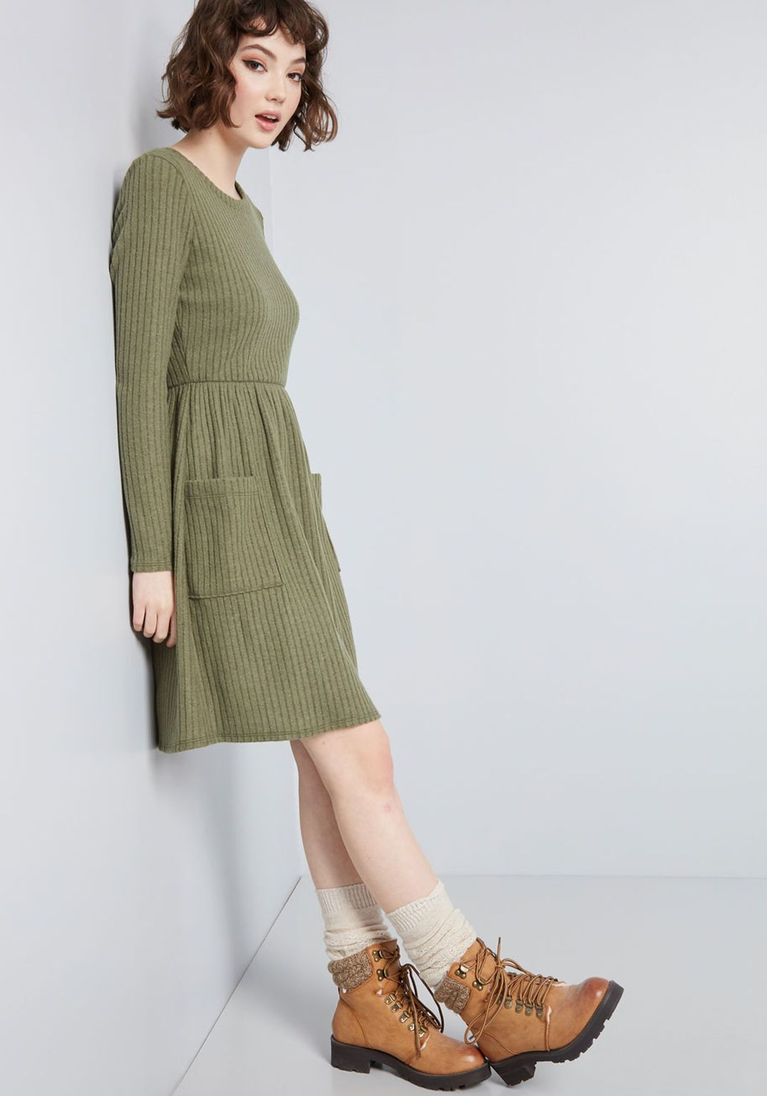 c8b65b5cb1f Pleased to Be Me Sweater Dress in 2019