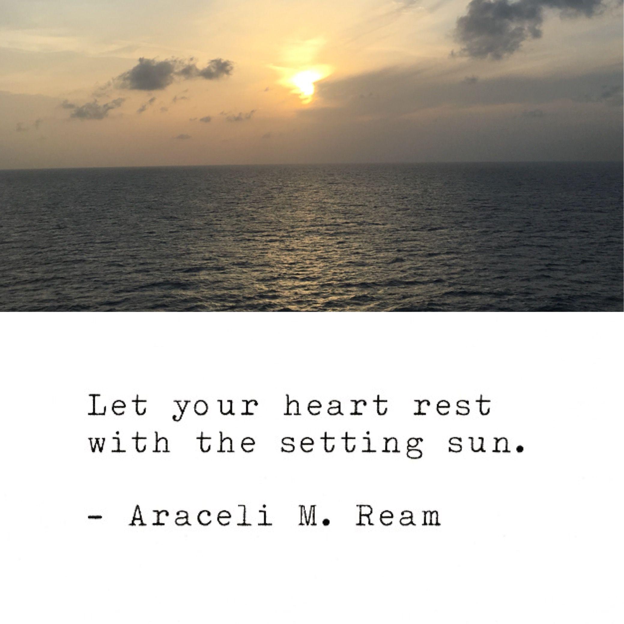 8 word story by araceli m ream