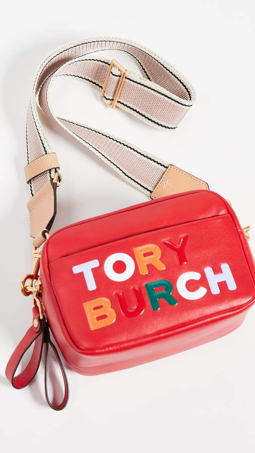2298aed7d Perry Double Zip Mini Bag in 2019 | Products | Mini bag, Tory burch ...