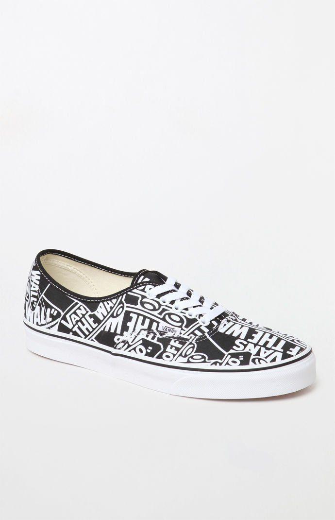 pacsun vans shoes