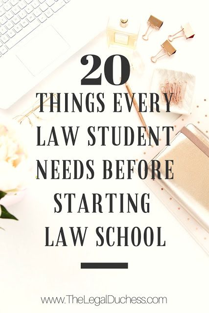 20 Things Every Law Student Needs Before Starting Law School - harvard law school resume