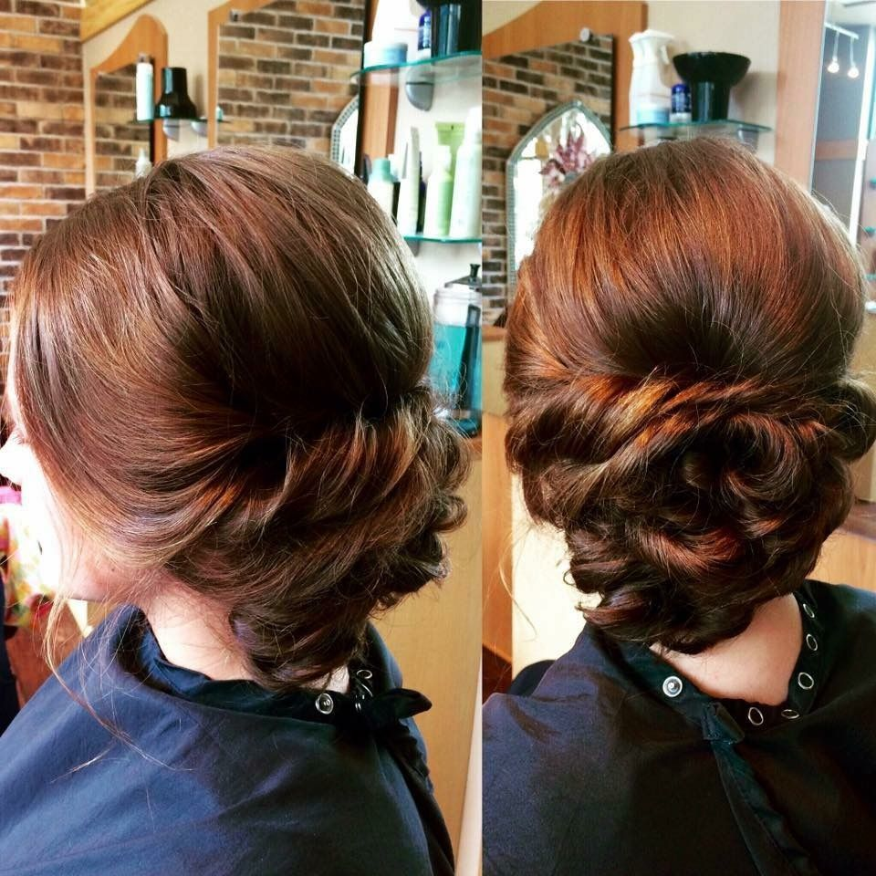 Low twisted upstyle my passion pinterest